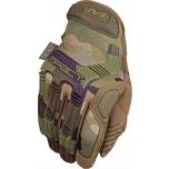 Pirštinės Mechanix M-Pact® 78 Multicam® 8/s dydis. Velcro, TrekDry®, dirbtinė oda, delno, krumplių, Armortex®, pirštų apsauga, D30® apsauga nuo vibracijos