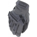 Pirštinės Mechanix M-Pact® Wolf Grey pilkos 10/L dydis. Velcro, TrekDry®, dirbtinė oda, krumplių apsauga, antivibracinė deldo sritis