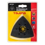 Multitool PU triangular sanding pad 90mm. For wood and paint