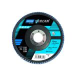 Abrazyvus lapelinis  šlifavimo diskas Norton Vulcan 125x22 R842 P40