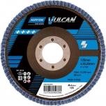 Abrazyvus lapelinis  šlifavimo diskas Norton Vulcan 125x22 R842 P120
