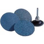 Speedlok grinding disc diam. 50mm grit 80 Norzon R822  (TR)