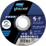 Cutting disc Norton Vulcan 41-125X2.5X22.2-A46S