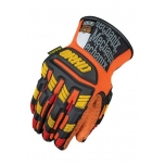 Gloves M-PACT® ORHD CUT CR-5 09 orange 9/M