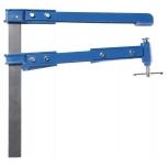 Spīles K50, 60cm, žokļu dziļums 50cm, maks. 1500N