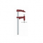 Clamp Z 15cm, jaw depth 7cm, with covered thread and sliding T-handle, max 4000N