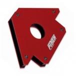 Welding magnet 90⁰ and 45⁰, side length 14cm