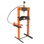 Hydraulic press 20T with hand pump Truper 17685