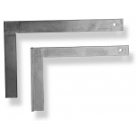 Square 700x375mm zincplated