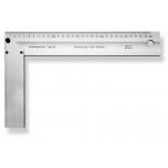 Aluminium precision back square Type 416, 400x300mm Scala