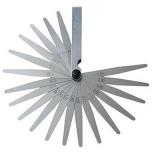 Feeler gauge 20 blades 0,10-2,0mm