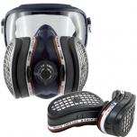 GVS Elipse Integra maska (3/4) ar A1P3 filtru, izmērs M/L