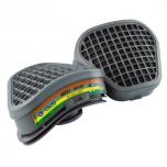 GVS Elipse rezerves filtrs ABEK1 (1 pāris) augstas veiktspējas gāzes maskām