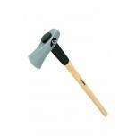 Wood splitting axe 2,7kg, Hickory handle 30955