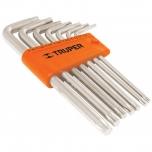Torx l-key long arm set 7 pcs T10-T40 15553