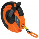 Measuring tape 20m with fiberglass tape Truper 12638