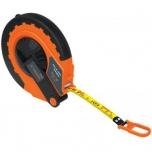 Measuring tape 50m with fiberglass tape Truper 12640