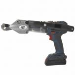 TurboShear drill attachemnt for corrugated metal