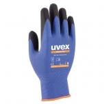 Pirštinės Uvex Athletic Lite, mėlynos 10 dydis