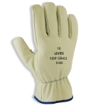 Winter leather gloves W8400 size 10