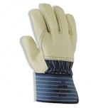 Cold weather safety leather gloves Uvex Top Grade 6000, size 10