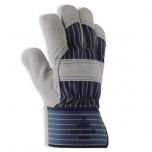 cowsplit leather-glove,topgrade 8300,s.9