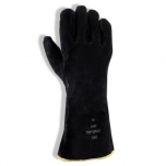 Welder Cowsplit gloves Uvex Top grade 7200,  size 10