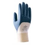 NITRIL glove,UNIFLEX 7020N,size 9