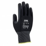 Nylon/Nitr.knitted-glove,Unilite6605,10