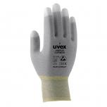 Töökindad Uvex Unipur Carbon FT mikrotäppideta, antistaatilised, suurus 8