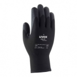 Cold weather safety gloves Uvex Unilite Thermo, black, size 10