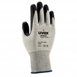 Safety gloves Unidur 6659 Foam, level 5 cut resistance, HPPE, Poliamide, Glass/ NBR foam coatong, size 8