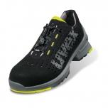 Darbo batai Uvex 1 85439 S1, 40 dydis. W12. Dirbtinė perforuota oda, PU padas, kompozitinė pirštų apsauga