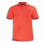 polo-Shirt 7401/cherry tomato          L