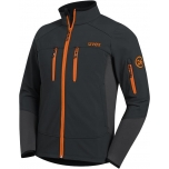 softshell-jacket 8946/anthracite       L