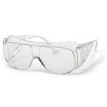 Защитные очки Uvex PC UV, прозрачная линза, без покрытия