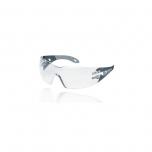 Apsauginiai akiniai Pheos siaurinti skaidria linze, supravision HC/AF padengimas, antracito/pilkos kojelės