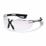 Safety glasses Uvex X-fit PRO, clear lens, supravision sapphire (anfi scratch on both sides) coating. White/anthracite