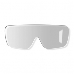 Replacement lense with Supravision excellence coating for Uvex Ultravision goggles 9301 with PC lenses