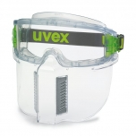 Face shield for googles Uvex Ultravision, models 9301 (shield only. no goggles included)