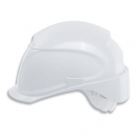 uvex airwing B-S white w. vent.