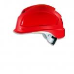 Kiiver Uvex Pheos B-S-WR, Punane, reguleeritava ventilatsiooniga, 51-61 cm, lühikese nokaga