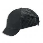 Apsauginė kepurėlė su vidiniu kiautu, trumpu snapeliu Uvex U-cap sport, padidinta ventiliacija, juoda 60-63mm