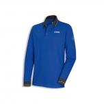 long-sleeve-poloshirt 9898 blue/grey   L