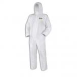 Disposable coverall Classic Type 5/6 9876 White, size XXXL