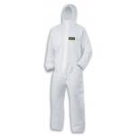 Kaitseülikond ühekordne Uvex 5/6 climazone 9895/ valge XL