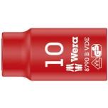 "Wera VDE Zyklop 3/8"" drive socket 10.0 x 46.0 mm"
