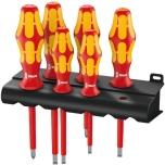 Screwdriver set Kraftform Plus160i/6 Rack