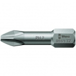 Wera Torsion bit PH2 x 25mm, 851/1 TZ