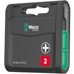 Wera standart bit - Bit-Box 20, PH2 x 25mm, 20 pcs